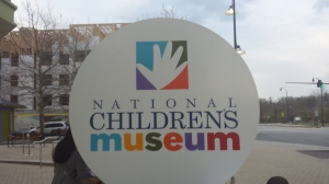 National Children's Museum Sign