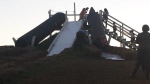Giant Hill slide