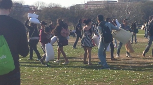 International Pillow Fight 2015