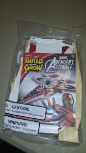 Iron Man Avenjet Package