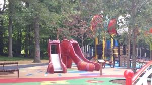 Watkins Park ruby slide