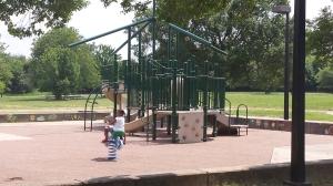 Anacostia Playground by Skate Park