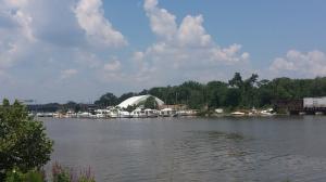 Boats Anacostia Park