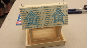 Lowes Build and Grow Bird Feeder
