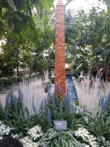 US Botanic Garden Holiday Exhibit